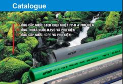 Catalogue Ống nước Sino