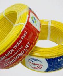 Dây 2-3-4 lõi, ruột đồng, cách điện PVC